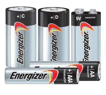 Alkaline Batteries