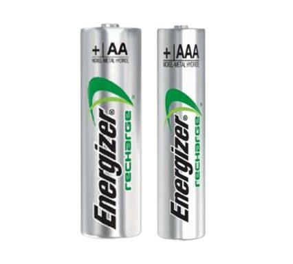 NiMH Rechargable Batteries